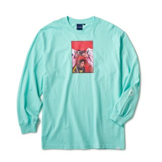 "Ernie Paniccioli for INTERBREED ""The Fugees '93 LS Tee"" / Mint"