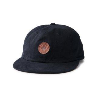 Workers 6Panel Cap / Black