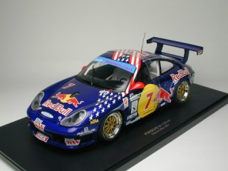 1/18 ポルシェ 911 GT3R デイトナ24時間 2002 #7<br>