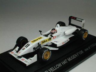 1/43 FD イエローハット 無限 F106 F3 2003 #11<br>