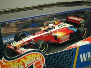 1/43 ウィリアムズ スーパーテックFW21 1999 #5 A.ザナルディ<br>