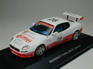 1/43 マセラティ トロフェオ マニ・クール 優勝 2003 #28<br>