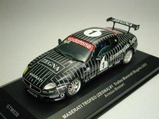 1/43 マセラティ トロフェオ 'ZEGNA' Trofeo Maserati Mugello 2003 #1<br>