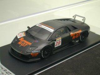 1/43 ランボルギーニ ムルシエラゴ R-GT FIA-GT バレンシア 2004 #29<br>