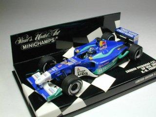 1/43 ザウバー ペトロナス C21 アメリカGP 2002 #8 H.-H.フレンツェン<br>
