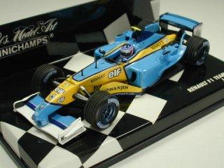 1/43 ルノー F1チーム R23 2003 #7 J.トゥルーリ<br>