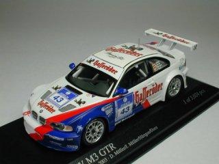 1/43 BMW M3 GTR ニュルブルクリンク24時間 2003 #43<br>