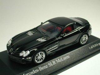 1/43 メルセデス・ベンツ SLR マクラーレン 2003 ブラック<br>