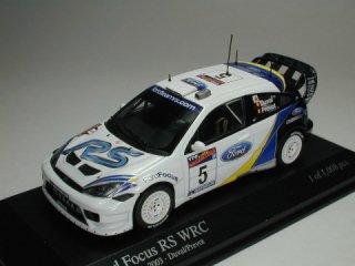 1/43 フォード フォーカス RS WRC ラリー・アルゼンチン 2003 #5 F.DuvalL S.Prevot<br>