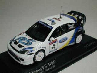 1/43 フォード フォーカス RS WRC ラリー・アルゼンチン 2003 #4 Maertin Park<br>