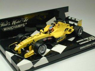1/43 ジョーダン フォード EJ14 カナダGP 2004 #19 T.グロック<br>