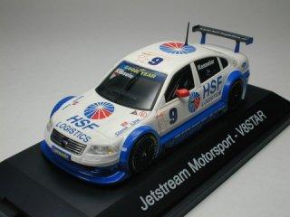 """1/43 V8STAR """"Jetstream Motorsport"""" 2003 #9<br>"""