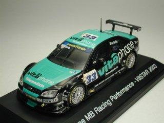 """1/43 V8STAR """"Vitaphone MB Racing Performance"""" 2003 #33<br>"""