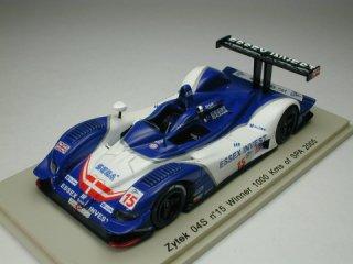 1/43 ザイテック 04S スパ・フランコルシャン1000km 優勝 2005 #15<br>