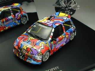 1/43 ルノー SPORT CLIO V6 'Autosport' Trophy 2000 #81<br>