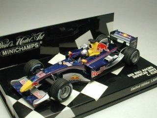 1/43 レッドブル レーシング ショーカー 2005 #15 C.クリエン<br>