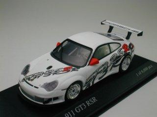 1/43 ポルシェ 911 GT3-RSR プレゼンテーション 2003 ホワイト<br>