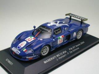 1/43 マセラティ MC12 FIA-GT イモラ 2004 #34<br>