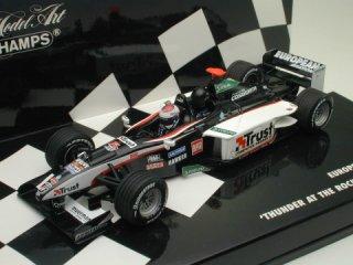 1/43 ヨーロピアン ミナルディ F1X2 THUNDER AT THE ROCKロッキンガム 2003 J.フェルスタッペン<br>