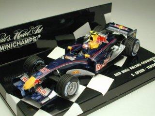 1/43 レッドブル レーシング コスワース RB1 テストドライバー 2005 #37 S.スピード<br>