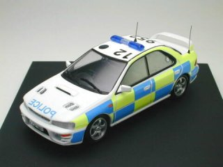 "1/43 スバル インプレッサ WRX North Yorkshire Police ""Crime Stoppers""UK<br>"