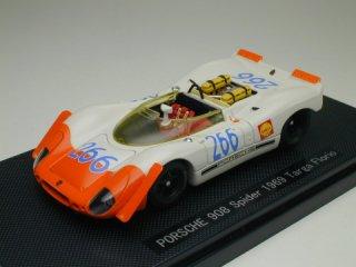 1/43 ポルシェ 908 スパイダー タルガ・フローリオ 1969 #266<br>