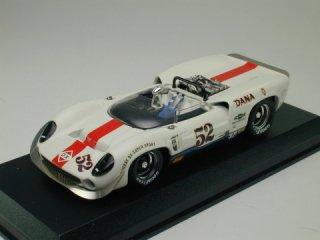 1/43 ローラ T70 スパイダー ラグナセカ 1967 #52<br>