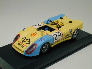 1/43 ポルシェ 908/2 フランダー モンツァ 1971 #23<br>