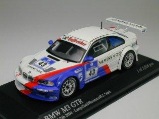 1/43 BMW M3 GTR ニュルブルクリンク24時間 2004 #43<br>