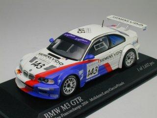 1/43 BMW M3 GTR スパ・フランコルシャン24時間 2004 #143<br>