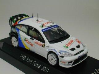 1/43 フォード フォーカス WRC ラリー・モンテカルロ 2004 #7 M.Martin M.Park<br>