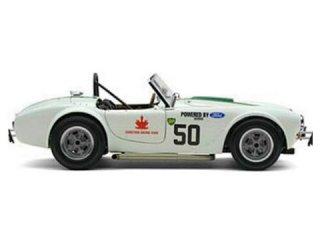 1/18 AC コブラ 289 コンペティション モスポート カナディアンGP GTクラス優勝 1963 #50<br>