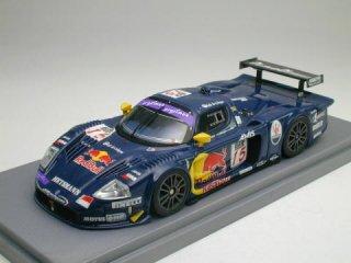 1/43 マセラティ MC12 Team JMB Racing FIA-GT スパ・24時間 2位 2005 #15<br>