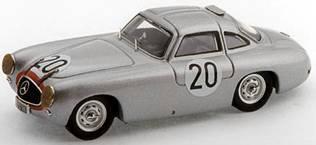 1/43 メルセデス 300 SL クーペ ル・マン24時間 2位 1952 #20<br>