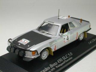 1/43 メルセデス・ベンツ 450 SLC 5.0 RallyBandama 1979 #4 Waldegaard<br>