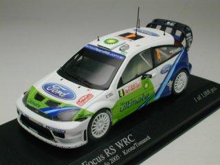 1/43 フォード フォーカス RS WRC ラリー・モンテカルロ 2005 #4 R.Kresta J.Tomanek<br>