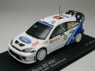 1/43 フォード フォーカス RS WRC ラリー・モンテカルロ 2005 #14 A.Warmbold D.Connolly<br>