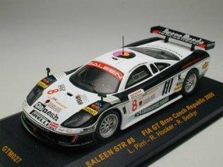 1/43 サリーン S7R FIA-GT チェコ・ブルノ 2005 #8<br>