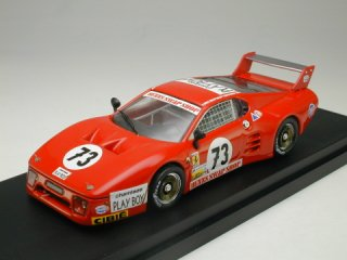 1/43 フェラーリ 512BB LM ル・マン24時間 1982 #73<br>