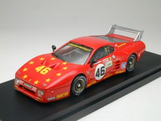 1/43 フェラーリ 512BB LM ル・マン24時間 1981 #46<br>