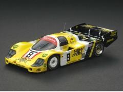 1/43 ポルシェ 956 LH NEWMAN Joest Racing ル・マン24時間 1984 #8<br>