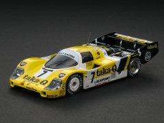 1/43 ポルシェ 956 LH taka-Q Joest Racing ル・マン24時間 1986 #7<br>