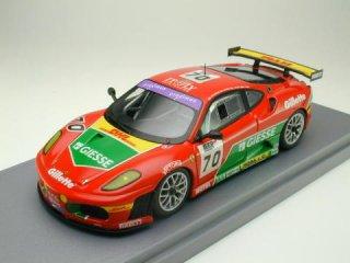 1/43 フェラーリ F430 GT2 GPC Group スパ・24時間 2006 #70<br>