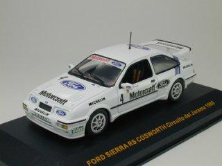 1/43 フォード シエラ RS コスワース スペイン・ツーリングカー選手権ハラマ 1988 #4<br>