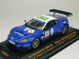1/43 アストン・マーチン DBR9 Cirtek Motorsport インテルラゴス1000マイル 優勝 2006 #1<br>