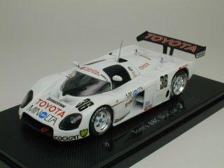 1/43 トムス 88C テストカー ホワイト<br>