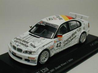 1/43 BMW 320i Team Deutschland ETCC Magny-Cours 2003 #42<br>