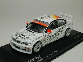 1/43 BMW 320i Team Deutschland ETCC Barcelona 2003 #43<br>