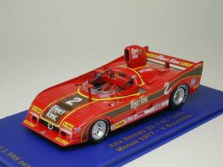 1/43 アルファ・ロメオ 33.3 SC ターボ モンツァ 1977 #2<br>