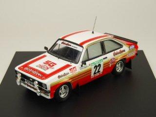 1/43 フォード エスコート MKII Diabolique WRC ポルトガルラリー 1981 #22 Mariosilva<br>